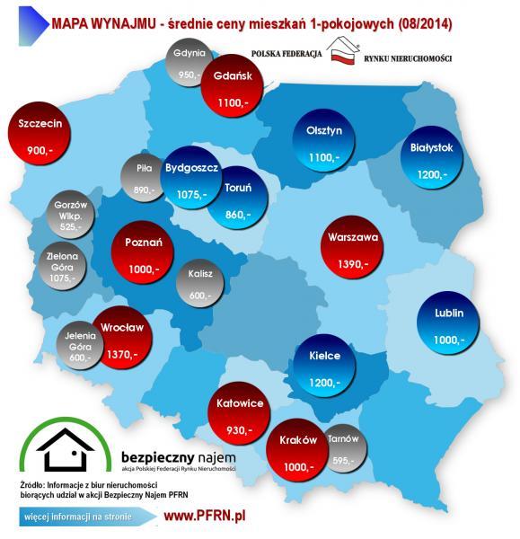 Wrocław – najdroższy dla studentów