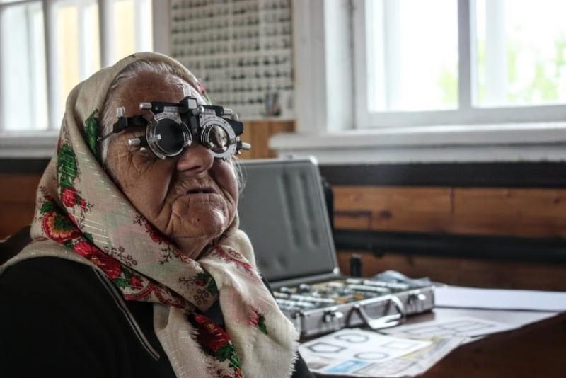Okulary odDolnoślązaków trafiły doZachodniej Syberii