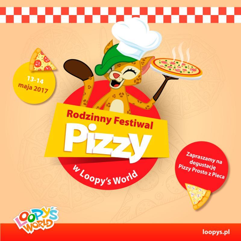 Rodzinny Festiwal Pizzy wLoopy's World