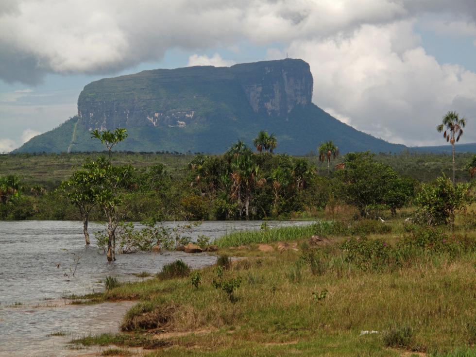 Śladem szeptu amazońskiego potoku - spotkanie zpodróżnikiem Stefanem Czarnieckim