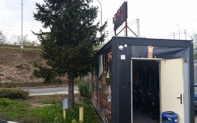 Policjanci icelnicy zabezpieczyli automaty dogier hazardowych
