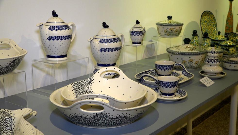 Rzymianie podziwiali ceramikę bolesławiecką
