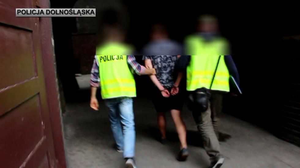 Zatrzymano mężczyznę podejrzewanego ofikcyjną zbiórkę pieniędzy na chore dziecko