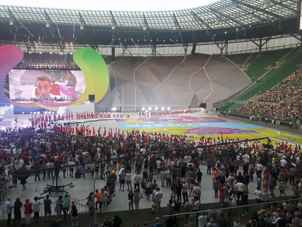 Igrzyska Sportów Nieolimpijskich rozpoczęte