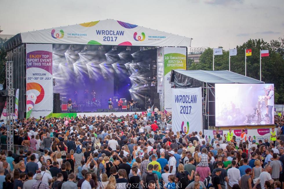 Spotkaj sportowców The World Games 2017