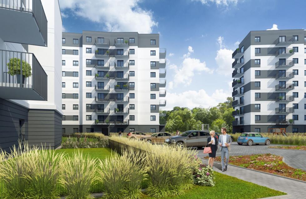 Zebra – nowa inwestycja mieszkaniowa Echo weWrocławiu