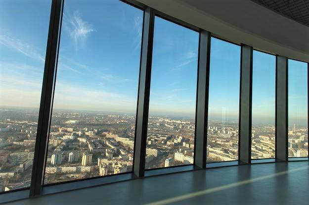 Ponad milion osób odwiedziło Punkt Widokowy wieżowca Sky Tower weWrocławiu