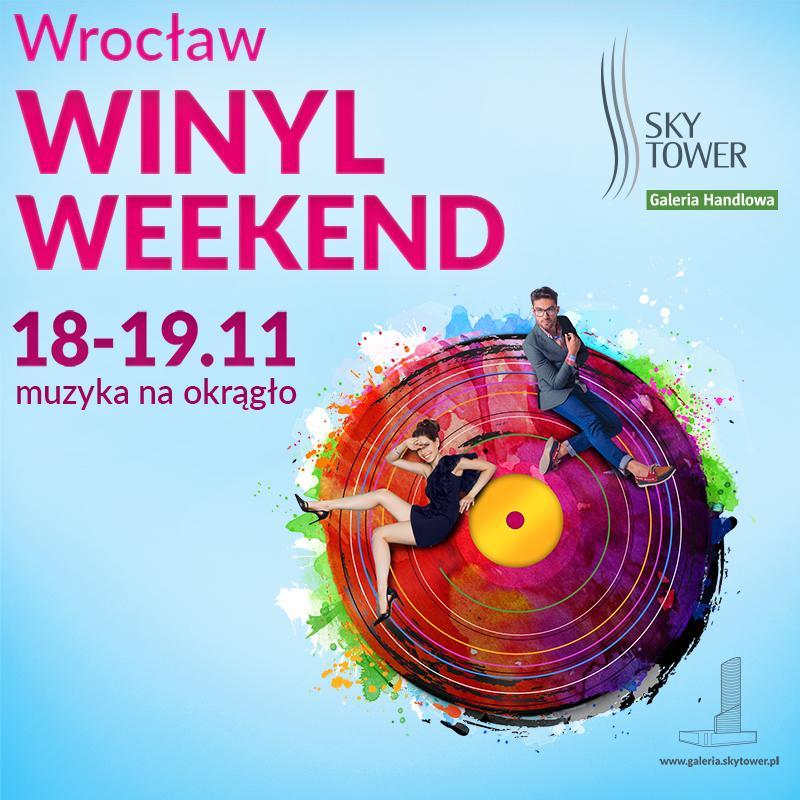Wrocław Winyl Weekend wSky Tower