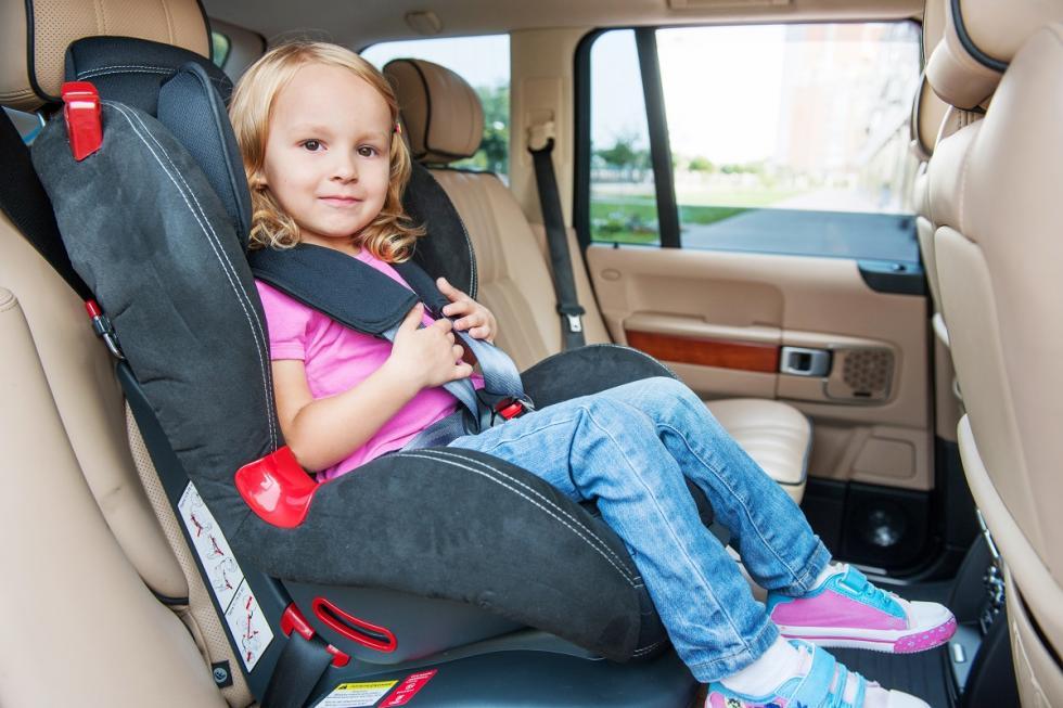 Praktyczny wybór fotelika samochodowego