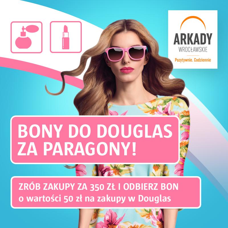 W Arkadach Wrocławskich ruszyła promocja paragonowa