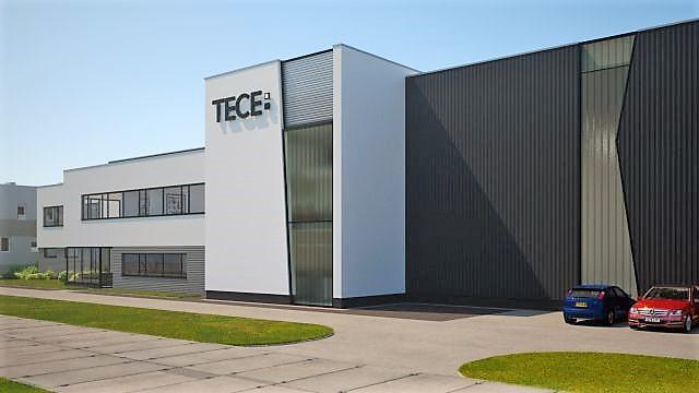 Powstanie nowa fabryka TECE