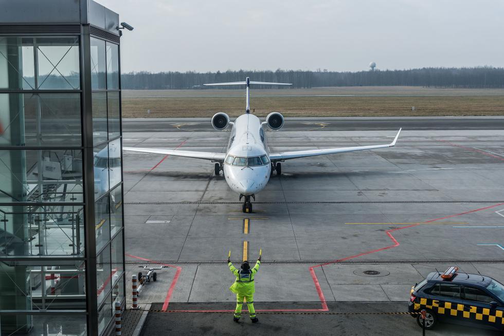 Polecimy zWrocławia na główne lotnisko Brukseli