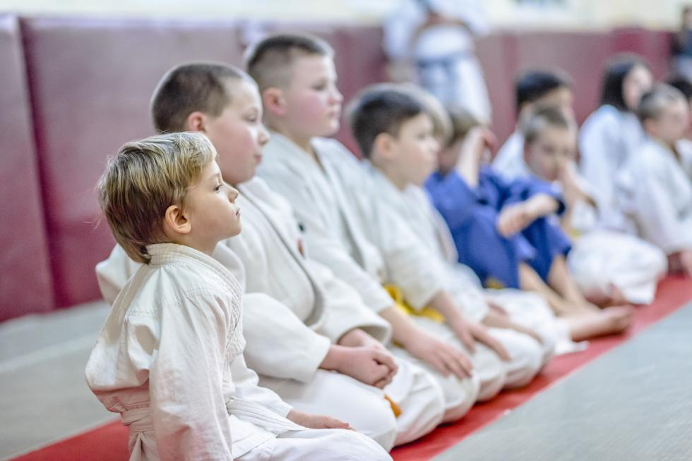 Na tropie Tygrysów - wStrzelinie ruszyła rekrutacja młodych judoków