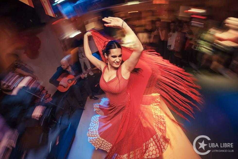 Wieczór Flamenco weWrocławiu