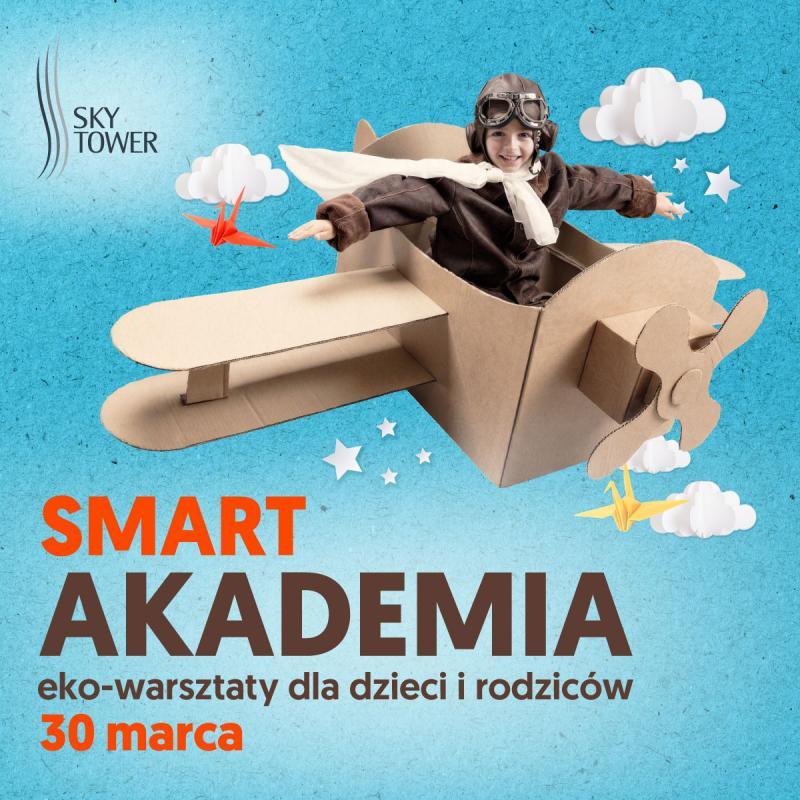 """""""Smart Akademia"""", czyli ośrodowisku wSky Tower"""