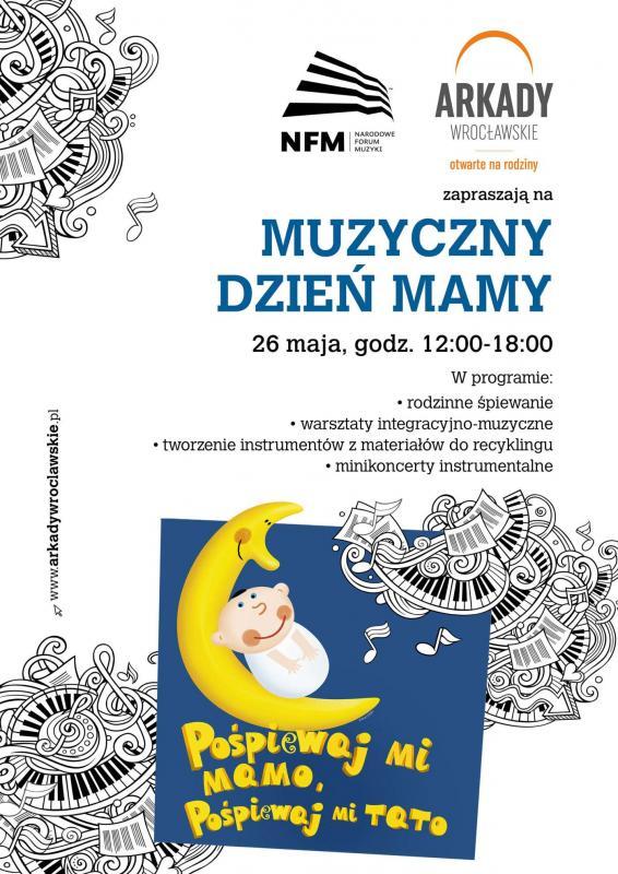 Muzyczny Dzień Mamy wArkadach Wrocławskich