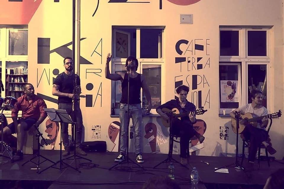 Wieczór Flamenco: LOS DUENDES
