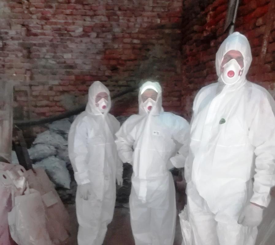 Dolnośląskie samorządy usuną w2019 roku około 4,5 tys. ton rakotwórczego azbestu