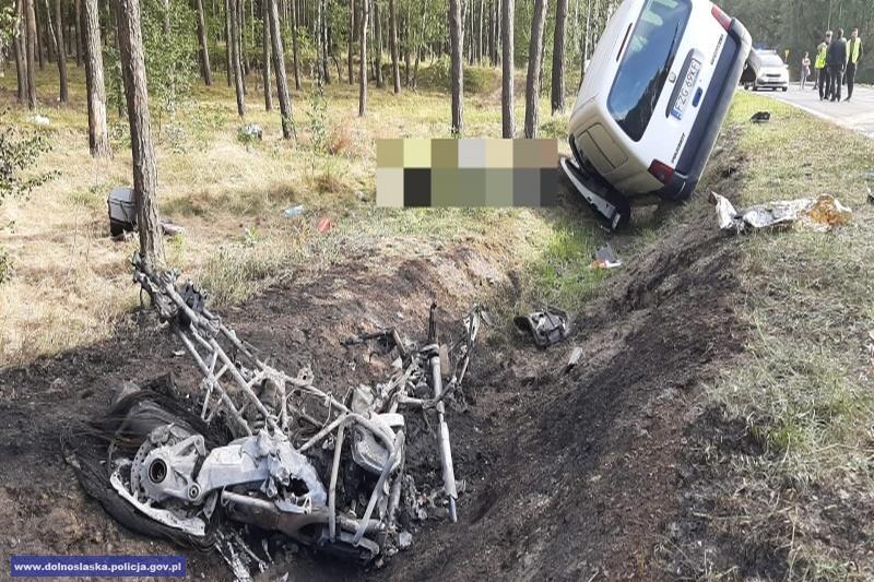 Areszt dla sprawcy śmiertelnego wypadku