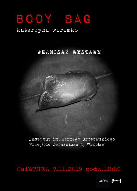 Katarzyna Weremko: BODY BAG