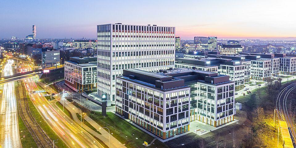 Certyfikat LEED Platinum dla Business Garden Wrocław II