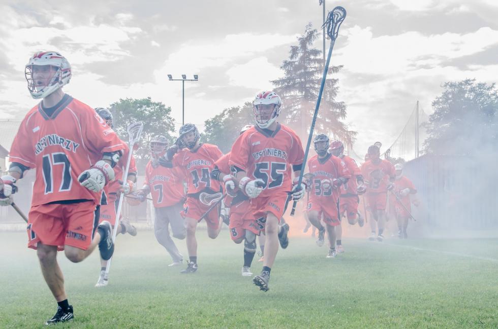 Trwa rekrutacja na treningi lacrosse dla dzieci